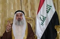 """نجاة الصميدعي مفتي """"السنة"""" بالعراق من تفجير تبناه """"الدولة"""""""
