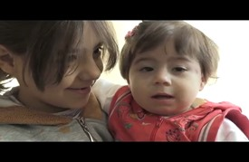 أطفال سوريا.. الضحايا الأكثر معاناة في أتون الحرب