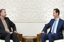 الأسد مستقبلا عبد اللهيان: ندعم اتفاق وقف إطلاق النار