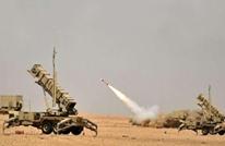 دفاعات سعودية تسقط صاروخا بالستيا أطلق على نجران (فيديو)