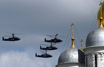 """صحيفة روسية: """"تماسيح"""" و""""غربان سود"""" ستستعيد تدمر"""