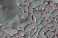 """""""ناسا"""" تكتشف أبنية على سطح المريخ مكونة من 16 طابقا"""