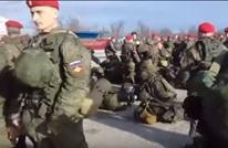 شرطة عسكرية روسية بالغوطة الشرقية لدمشق