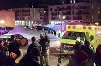 القبض على شخص له صلة بالهجوم  على مسجد بكندا (فيديو)
