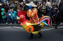 تعرف كيف احتفل قرويو الصين بعام الديك؟