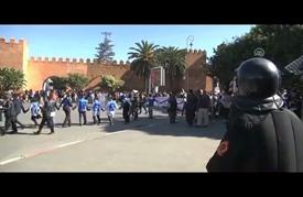 """معلمون مغاربة يحتجون على """"إخلال"""" الحكومة باتفاق مشترك"""