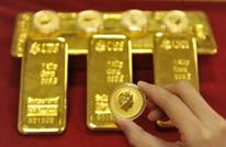 الذهب يتجاهل قوة الدولار ويستهل 2017 على مكاسب