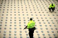 اعتقال تاجر مخدرات كولومبي بعد وفاته
