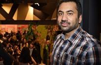 الممثل كال بن يتبرع بجائزة أفضل طباخ للاجئين الفلسطينيين