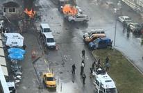 شاهد كيف تصرف شرطي تركي في التصدي لهجوم أزمير (فيديو)