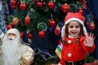 المسيحيون الأرثوذكس بغزة يحتفلون بعيد الميلاد