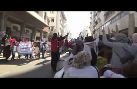 مرضى التوحد وأهاليهم في المغرب ينظمون مسيرة للمطالبة بحقوقهم