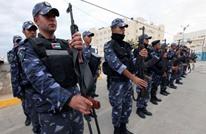 أمن السلطة يمنع دورية إسرائيلية من دخول قلقيلية (شاهد)