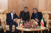رئيس البرلمان اللبناني يصل للعاصمة الإيرانية طهران