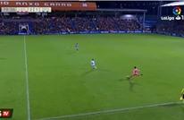 هدف أسطوري بقدم حارس مرمى في الدوري الإسباني (شاهد)