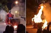 """جماهير الأرجنتين تحتفل بالعام الجديد بـ""""حرق فيدال"""" (فيديو)"""