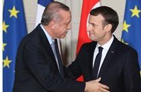 أردوغان يؤكد لماكرون: تركيا ليست لديها أطماع في سوريا