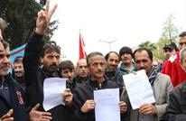 """سوريون يقبلون على مراكز التطوع التركية للقتال بـ""""عفرين"""""""