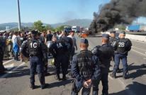 احتفال عنيف بفرنسا بالعام الجديد وأرقام صادمة لأعمال الشغب