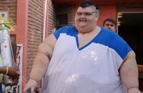 أسمن رجل بالعالم يبدأ رحلة إنقاص وزنه.. هذا ما قاله