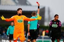 20 بطاقة حمراء الأكثر طرافة وغرابة في كرة القدم (شاهد)