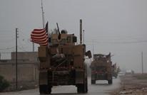 مسلحون يهاجمون قافلة للتحالف الدولي في العراق (شاهد)