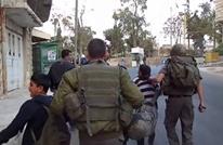 اعتقالات بالضفة طالت فتى وشابا من الاحتياجات الخاصة (شاهد)