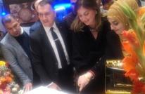 سفير أنقرة وزوجته يشعلان مواقع التواصل برقصة ببغداد (شاهد)