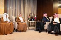 """وزيرا خارجية قطر وعُمان يبحثان بالدوحة مسيرة """"مجلس التعاون"""""""
