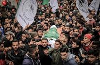 غزة تشيع جثماني شهيدين قضيا خلال مسيرات العودة (شاهد)