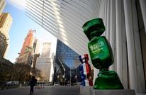 سحب نصب سعودي من أمام موقع هجمات 11 سبتمبر