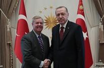 أردوغان يبحث مع سيناتور أمريكي مستجدات الشأن السوري