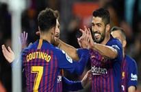 برشلونة ينجو من الإقصاء في كأس الملك