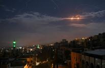 قتلى بقصف للاحتلال على أهداف بسوريا للنظام وفيلق القدس