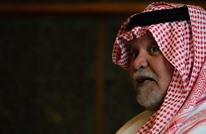 """ديفيد هيرست: بندر بن سلطان """"أمير الفوضى"""" ينقض من جديد"""