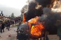 حرق مقر للجيش التركي بالعراق.. وأربيل تتوعد الفاعلين (شاهد)