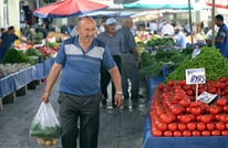 ارتفاع التضخم السنوي في تركيا أكثر من المتوقع خلال فبراير