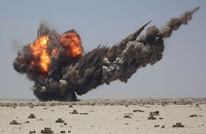 طائرات أمريكية تقصف مواقع للحكومة اليمنية وسط البلاد