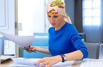 زوجة الأسد تظهر بعد إجراء عملية للشفاء من السرطان (صور)