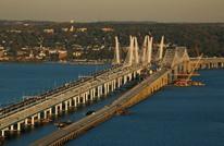 حريق يدمر جسرا عمره 111 عاما في الولايات المتحدة (شاهد)