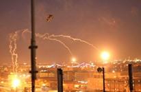 3 صواريخ كاتيوشا تستهدف المنطقة الخضراء وسط بغداد