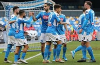 نابولي يحجز بطاقته في ربع نهائي كأس إيطاليا (شاهد)