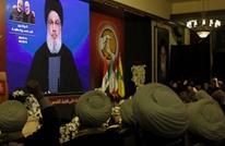 MEE: إيران كلفت نصر الله لحل خلافات فصائل الحشد بالعراق