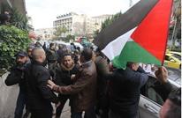 تنديد فلسطيني بزيارة قنصل بريطاني لبلدية نابلس بالضفة