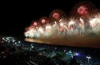 الصين احتفلت بطريقتها.. هكذا استقبل العالم 2020 (شاهد)