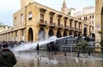 حكومة دياب تشق طريقها على وقع مواجهات واحتجاجات