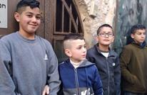 الاحتلال يواصل اعتقال 200 طفل عشية يومهم الفلسطيني