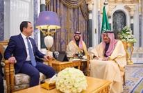العاهل السعودي يستقبل وزير خارجية قبرص اليونانية بالرياض