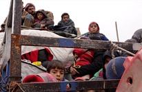 نزوح 700 ألف سوري باتجاه تركيا بسبب الحملة على إدلب وحلب