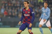"""غريزمان ينقذ برشلونة من """"الحرج"""" أمام فريق متواضع (شاهد)"""